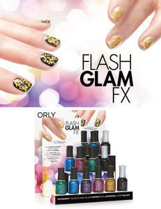 Orly Flash Glam FX Fall 2012 Collection