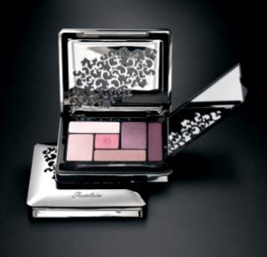 Весенняя коллекция макияжа Guerlain - Les Roses et le Noir Spring Makeup Collection 2012  фото 3