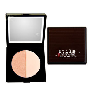 Stila Solar Lighted Compact w/All Over Shimmer Duo