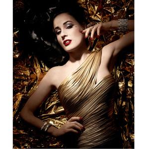 Artdeco Dita Von Teese Golden Vintage Collection