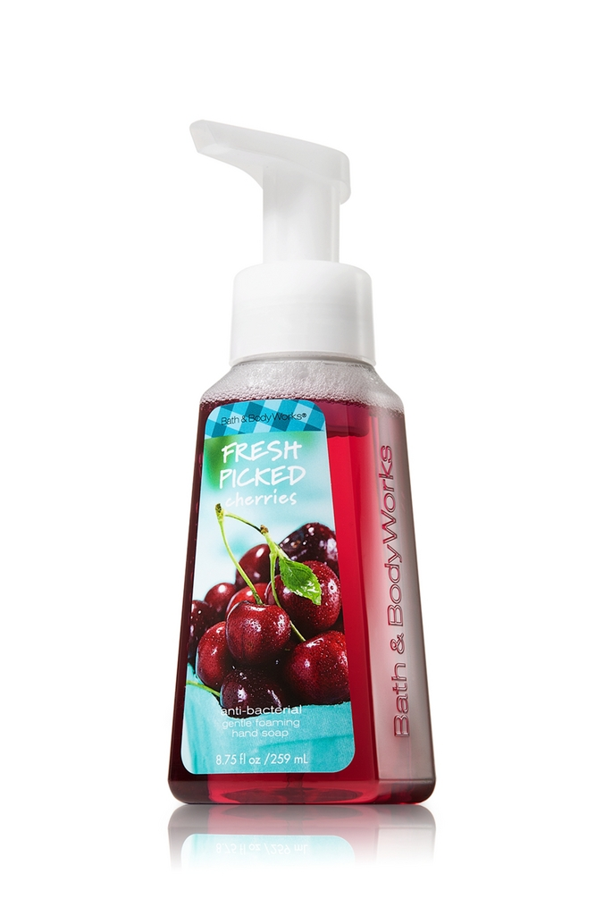 Bath Amp Body Works Fresh Picked Cherries Anti Bacterial