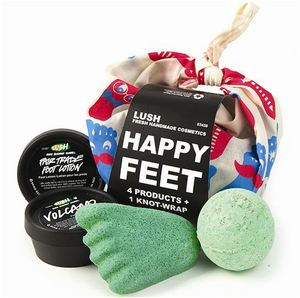 Lush happy feet