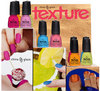 Nail Polish Product Texture Collection