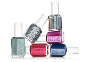 Essie for the twill of it collection group shot