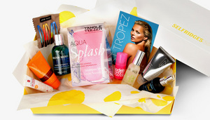 Selfridges Summer Beauty Box for 2013