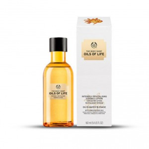 The Body Shop Oils of Life Intensely Revitalising Bi-Phase Essence Lotion