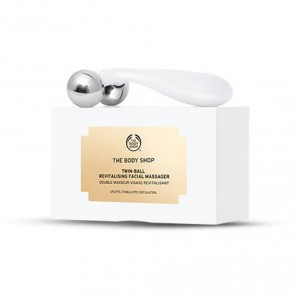 The Body Shop Oils of Life Twin-Ball Facial Massager