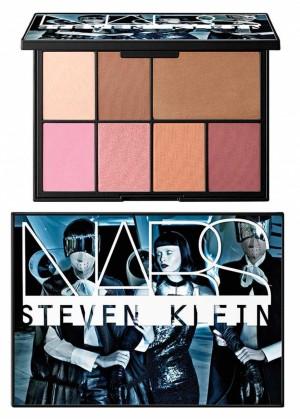 NARS Steven Klein One Shocking Moment Cheek Studio Palette