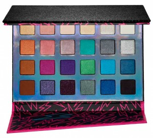 SEPHORA COLLECTION Jem and The Holograms: Truly Outrageous Eyeshadow Palette