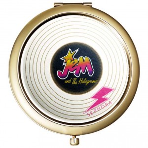 SEPHORA COLLECTION Jem and The Holograms: Truly Outrageous Compact Mirror