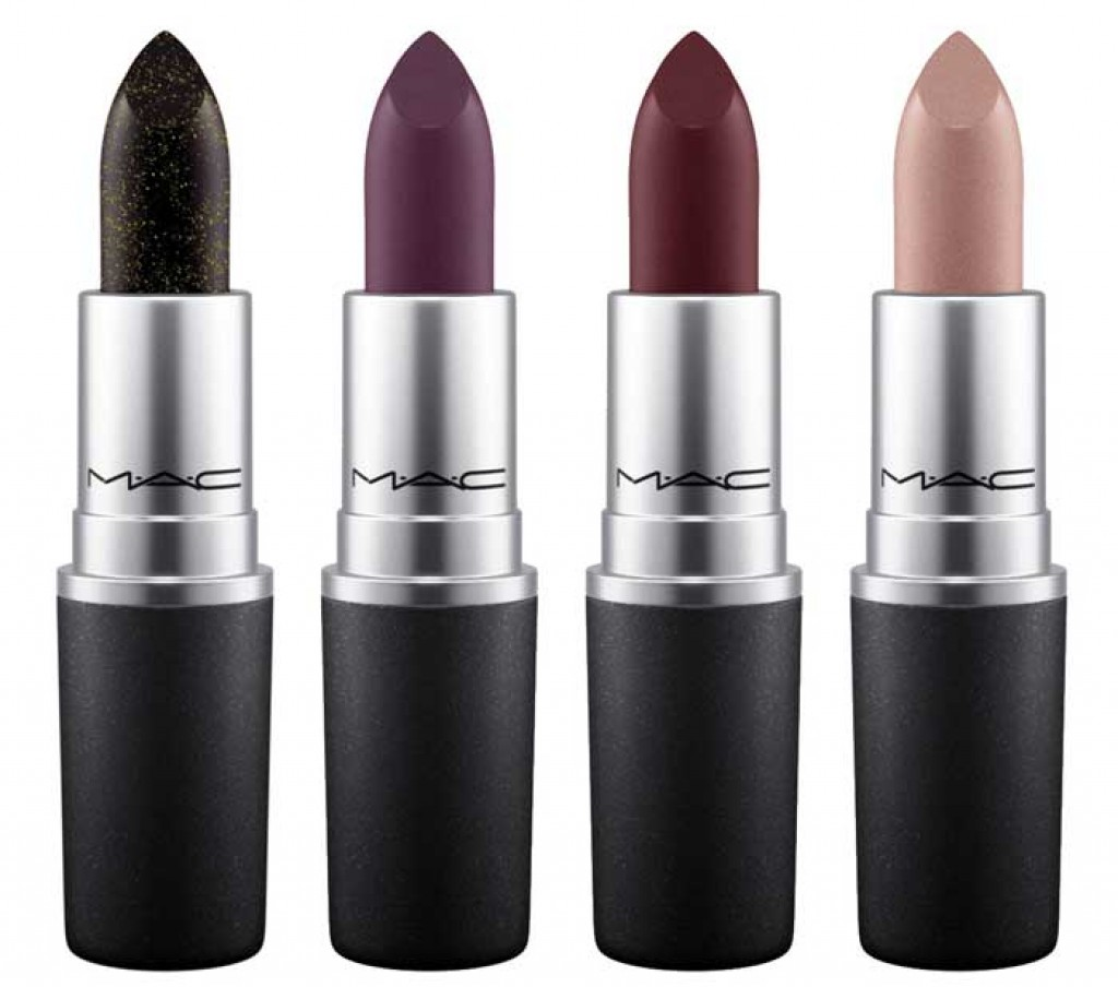 MAC Dark Desires Lipstick - BeautyAlmanac.com