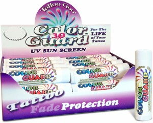 Tattoo Goo Color Guard