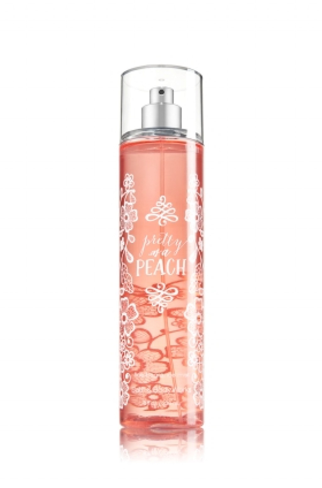 Bath body works pretty as a peach fragrance mist for Bathroom body works