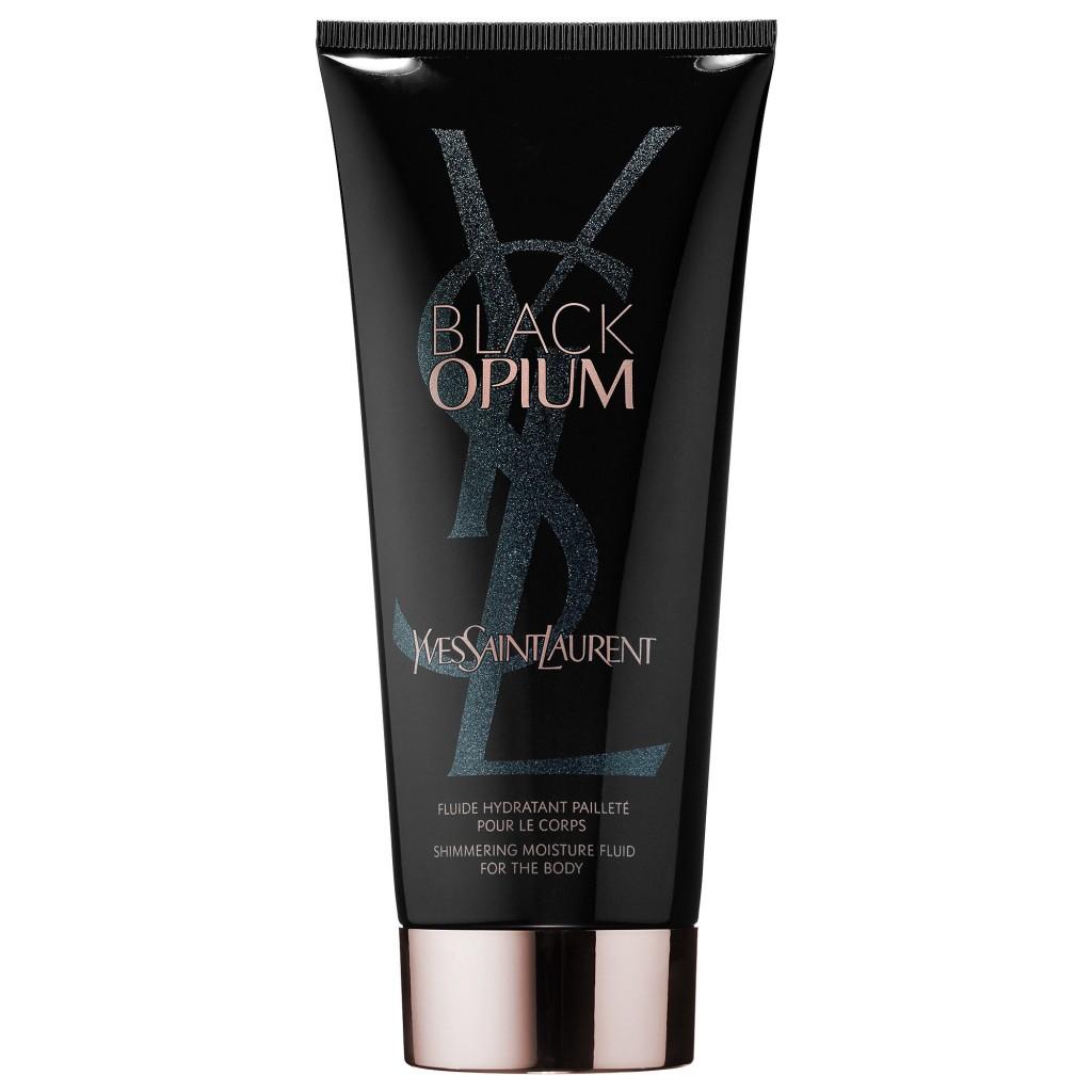 Ct Bath And Shower Yves Saint Laurent Black Opium Shimmering Moisture Fluid