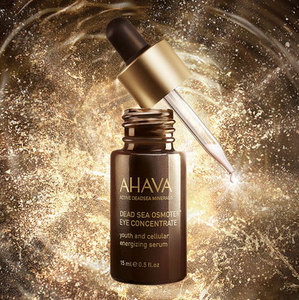 Ahava Dead Sea Osmoter Eye Concentrate Youth and Cellular Energizing Serum