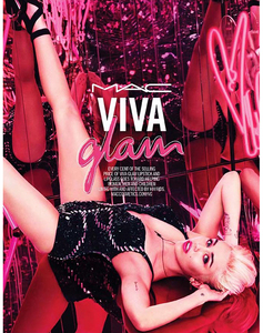MAC partners with Miley Cyrus for Viva Glam 2015 Campaign