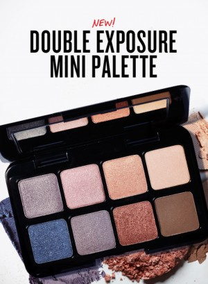 Smashbox introduces Double Exposure MINI Palette