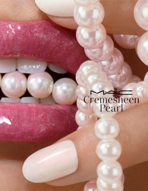 MAC Cremesheen Pearl Collection