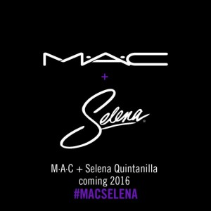 MAC honors late diva Selena Quintanilla with an exclusive makeup collection