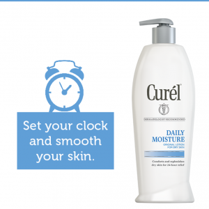 Curél Daily Moisture Lotion for Dry Skin