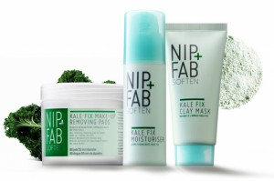 Nip + Fab to launch Kale Fix range