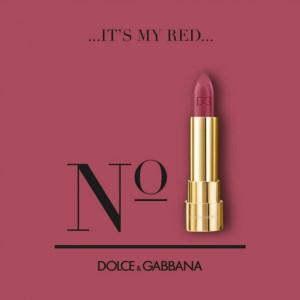 Dolce & Gabbana Sophia Loren N° 1 Red Lipstick