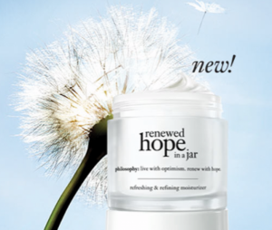 Philosophy extends its Renewed Hope in a Jar range
