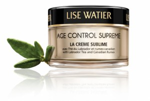 Lise Watier La Crème Sublime powered by Labrador Tea extract