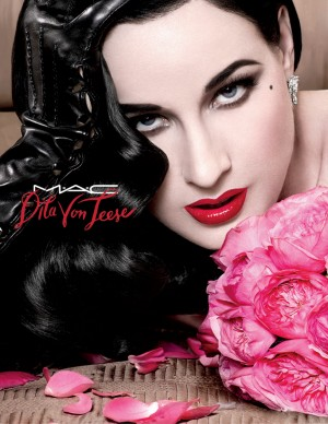MAC Dita von Teese Red Lipstick - Your Beauty Mark