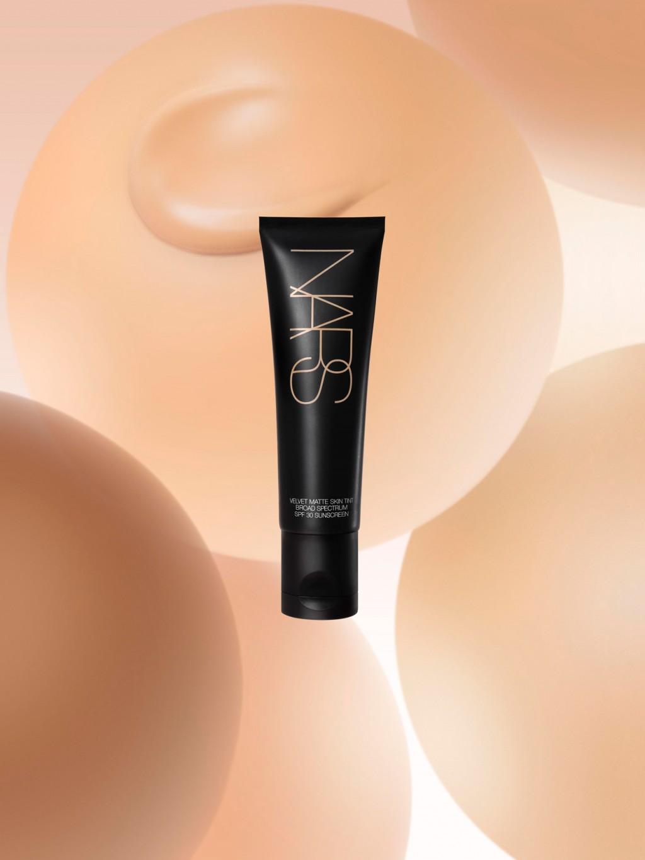 Velvet Matte Swatches: NARS Is Launching Velvet Matte Skin Tint Foundation News