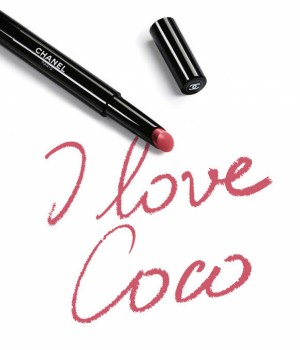 Chanel introduces the Rouge Coco Stylo lipstick
