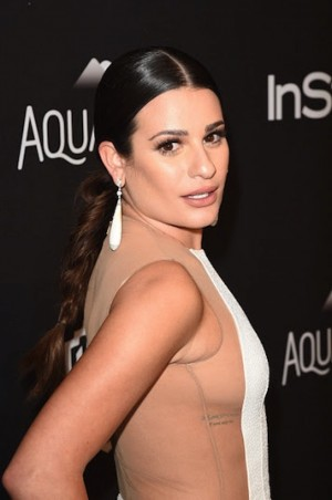 TRESemmé Celebrity Stylist John D on how to get Lea Michele's Golden Globes Hairstyle