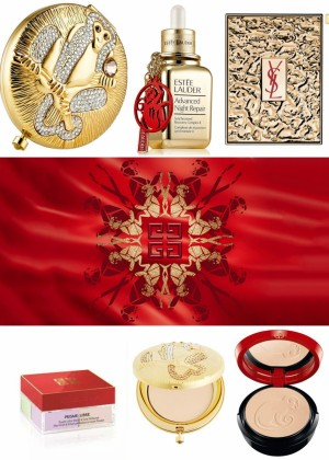 How Beauty Brands Celebrate the Chinese New Year of Red Monkey
