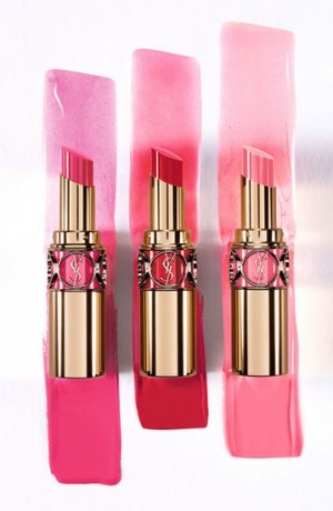 Yves Saint Laurent Rouge Volupté Shine oil-in-stick