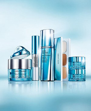 Estée Lauder extends its New Dimension Skin Contouring Range