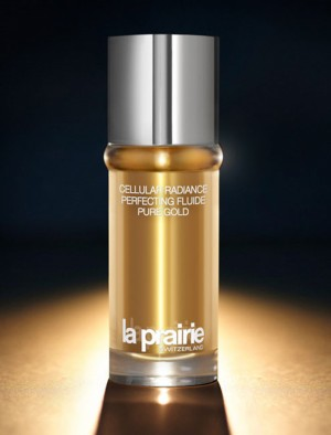 La Prairie launches Cellular Radiance Perfecting Fluide Pure Gold