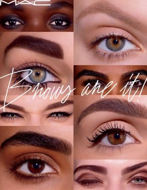 MAC Brows are it! Collection for Spring 2016