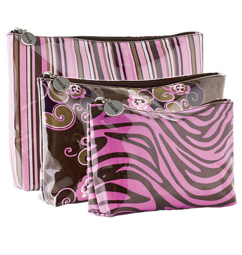Avon Mark Bold Makeup Bags