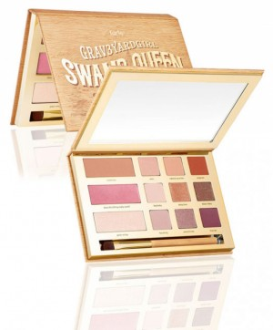 Tarte introduces Swamp Queen Palette co-created with YouTube personality @grav3yardgirl