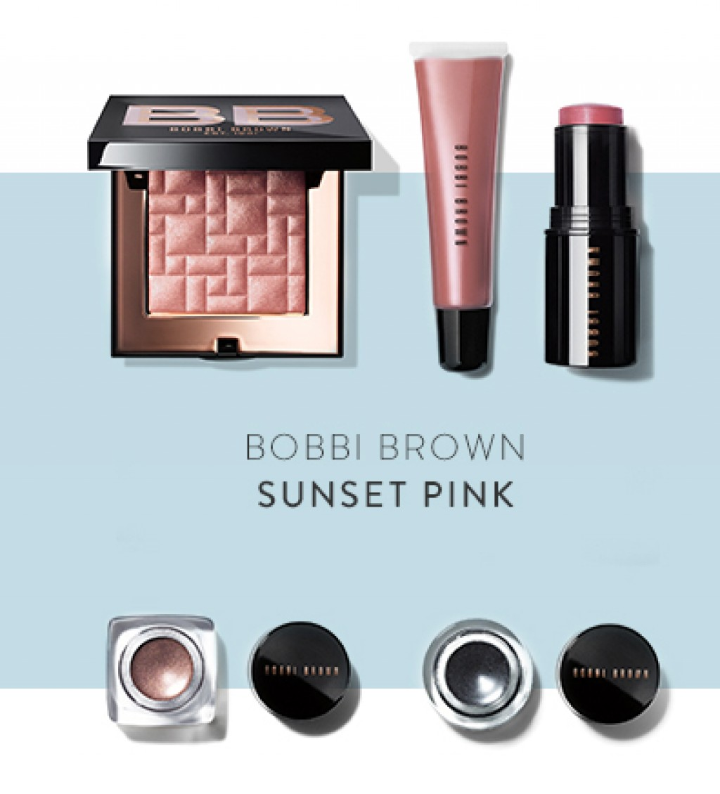 Bobbi brown sunset pink collection for summer 2016 news for Chanel collection miroir 4179