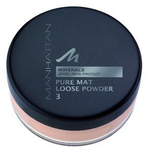 Home » Makeup » Face » Powder » Manhattan Pure Mat Loose Powder