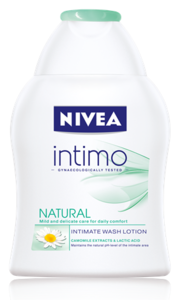 Nivea Intimo Natural Wash Lotion