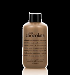 Philosophy Milk Chocolate Shampoo Shower Gel Amp Bubble Bath