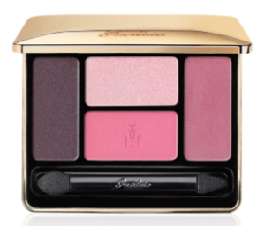 Весенняя коллекция макияжа Guerlain - Les Roses et le Noir Spring Makeup Collection 2012  фото 2