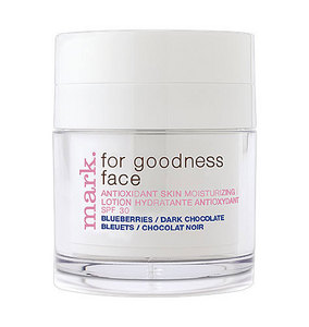 Mark for goodness face antioxidant skin moisturizing lotion spf 30