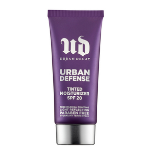 Urban decay urban defense tinted moisturizer spf 20