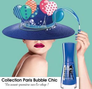 Bourjois Paris Bubble Chic Collection