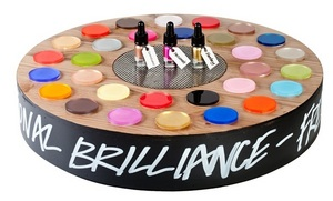 LUSH Launches Emotional Brilliance Color Cosmetics Range