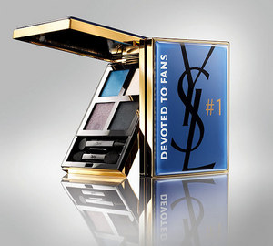 YSL Devoted to Fans Eye Palette for Facebook Fans