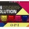 OPI Neon Revolution nail polish pack
